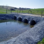 Culvert Stream Crossing