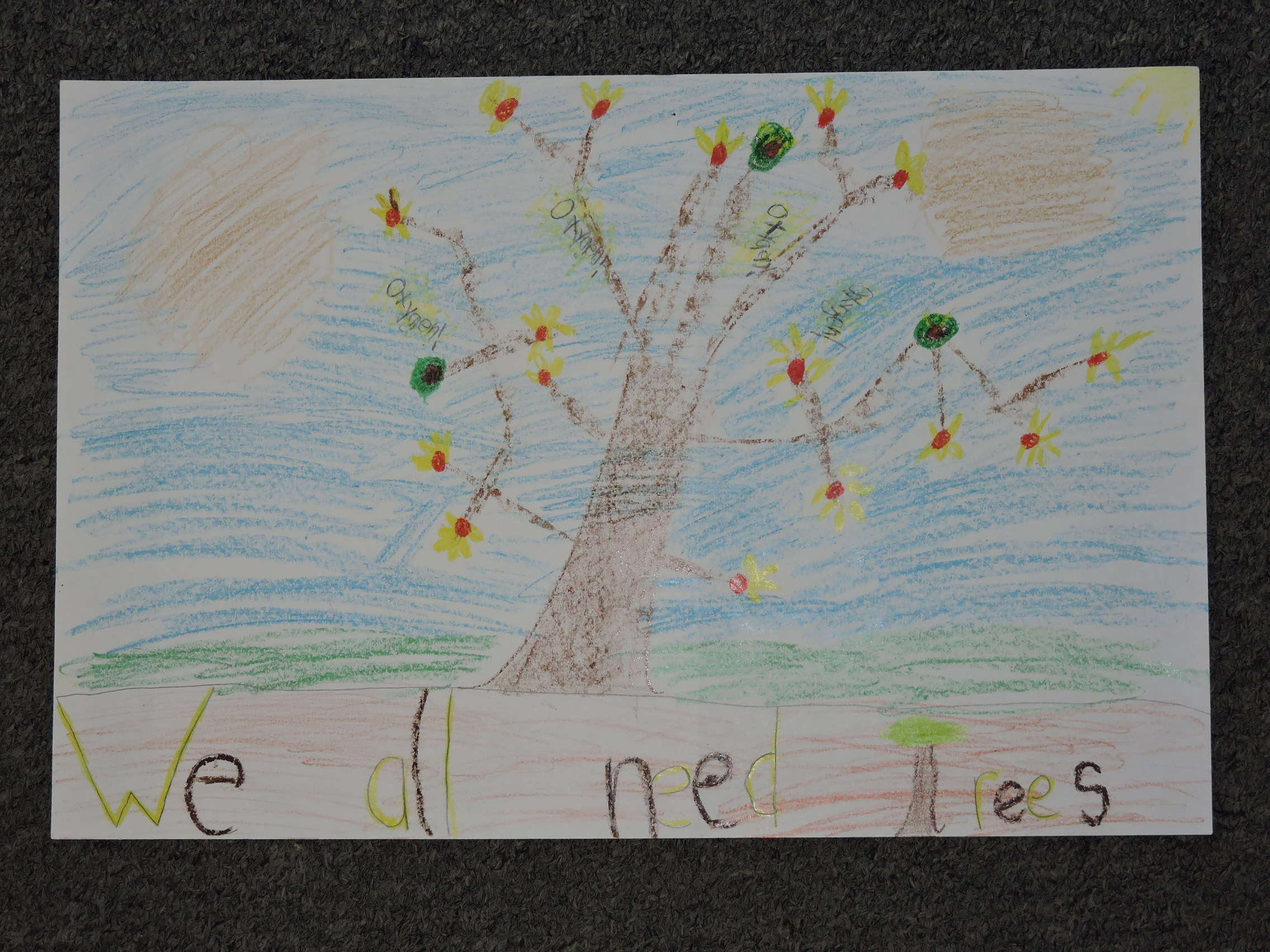 2nd Place – Katie Grace Schwartz – W. H. Keister Elementary School
